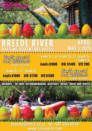 BREEDE - MAR - APR - MAY 2015
